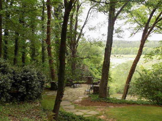 Newnan, GA: A garden view.