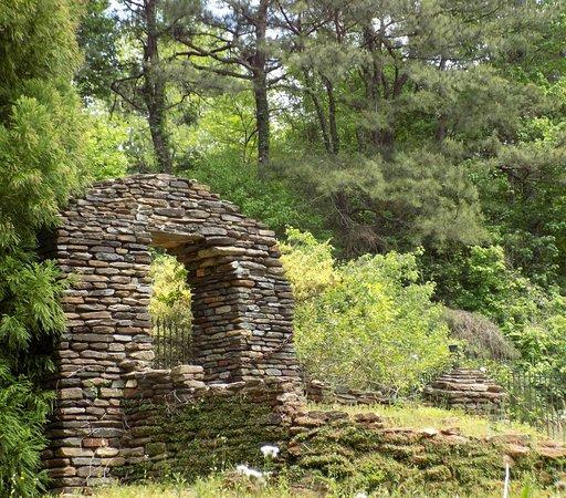 Newnan, Georgien: Ruins.