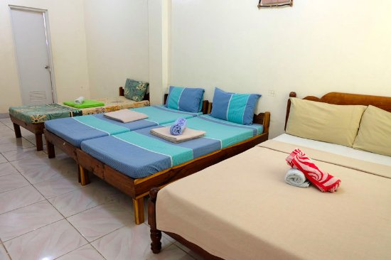 Centro Coron Bed and Breakfast: Room for 5 pax
