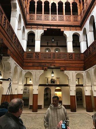 Museum für Volkskunst und Holzarbeiten (Funduq al-Najjarin): Stunning arabic architecture