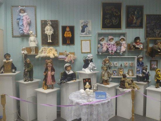 Museum-Gallery of Dolls of Olga Pavylycheva