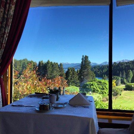 Llao Llao Hotel and Resort, Golf-Spa: Desayuno en el Salón Llao Llao