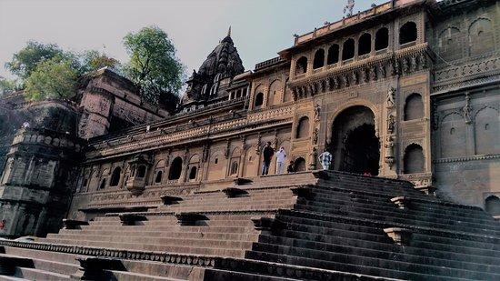 Maheshwar, Индия: Fort