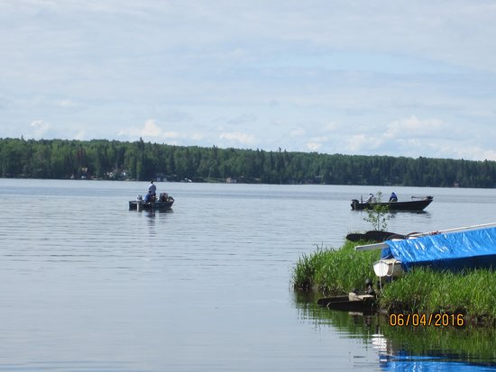 Falcon Lake, Canadá: Great Fishing