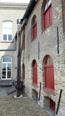 Alveringem, Bélgica: De Snoek