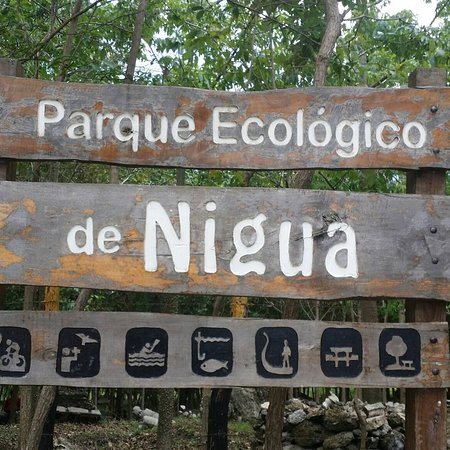 San Cristobal, Dominikana: Nigua Ecological Park