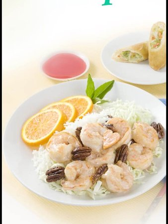 Honey Walnut Shrimp Lunch Specials Picture Of China Restaurant