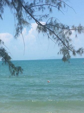 Lipa Noi, Thailand: Пляж