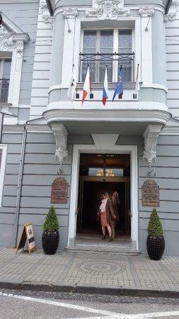 Marrol's Boutique Hotel Bratislava: Entrance of Marrol's Hotel