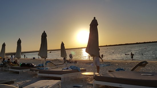 Park Inn by Radisson Abu Dhabi Yas Island: 20170421_181714_large.jpg