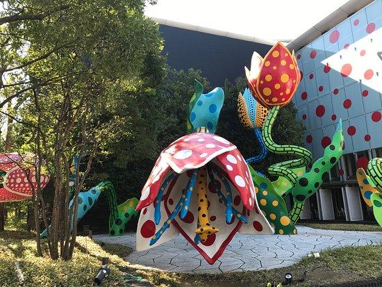 photo1.jpg - Picture of Matsumoto City Museum of Art, Matsumoto - TripAdvisor
