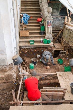 Kutná Hora, Česká republika: Excavations