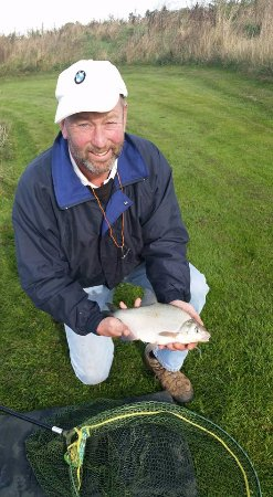 Worcester, UK: Small Bream.