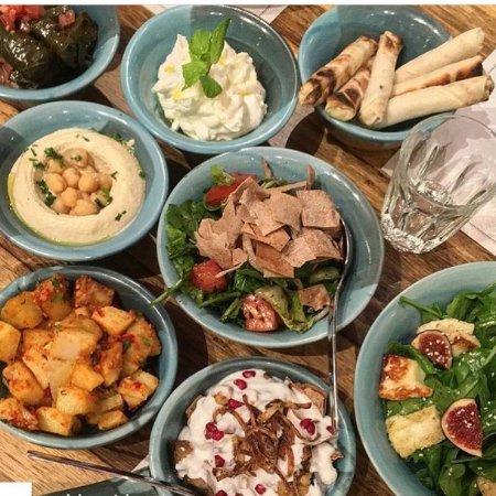 Best Lebanese Restaurant Muscat