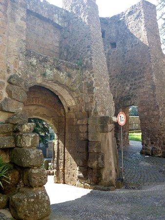Porta Franceta