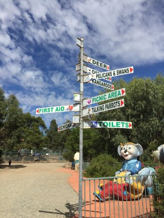 Byford, Australië: Cohunu Koala Park