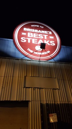 Morrison Hotel: Truly... the best steaks!