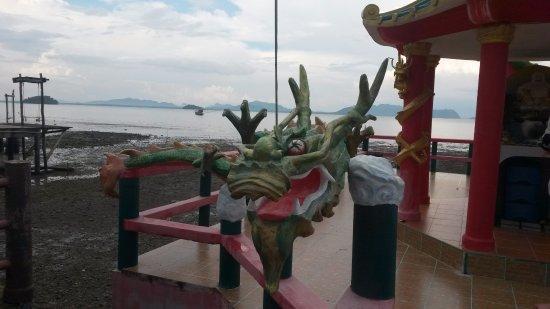 Lanta Old Town: Mutet eher chinesisch an...