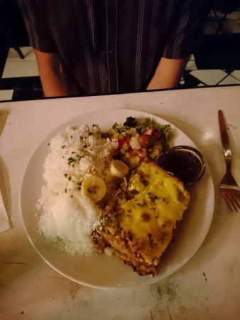 Cafe Ganesh: le fameux Cape bobotie