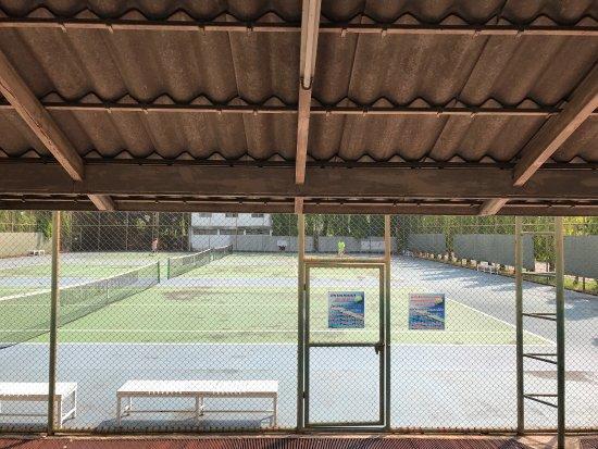 Chiang Mai Land Public Tennis Courts