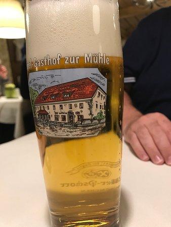 Ismaning, ألمانيا: Gasthof Zur Muhle