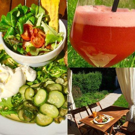 Casale sul Sile, Italia: Pranzo a Casale ...parco del fiume Sile...Menù naturale di alta qualità 11€