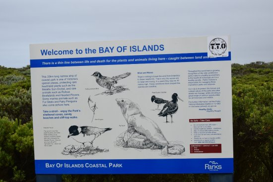 Warrnambool, Australia: bay of islands