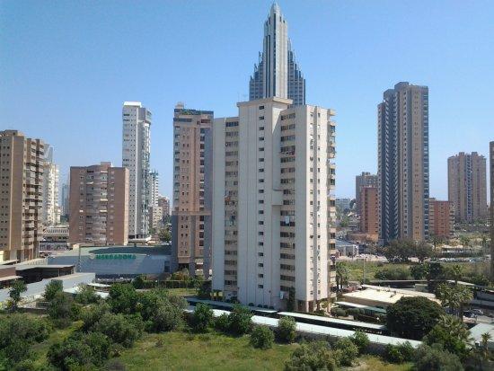 Vista Desde La Terraza Habitacion Picture Of Hotel Alone