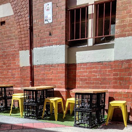 Hawthorn, Australia: Outdoor Seats