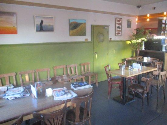 Dorst Cafe: Inside