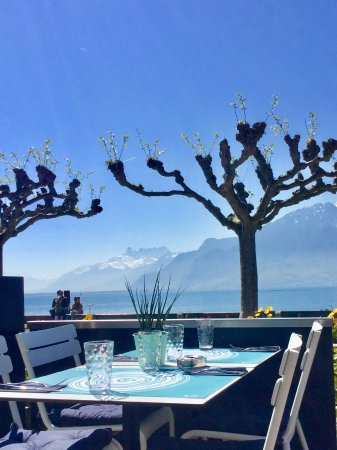Best Restaurants Canton Vaud