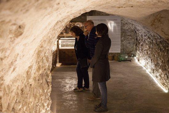 Caravaca de la Cruz, Hiszpania: visitors museo crux caravacensis