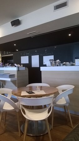 Brasserie du Casino: la salle
