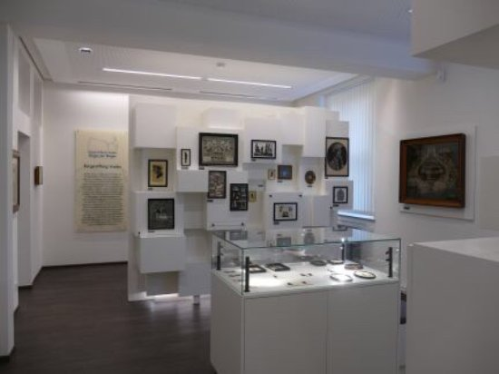Vreden, Tyskland: Scherenschnittmuseum