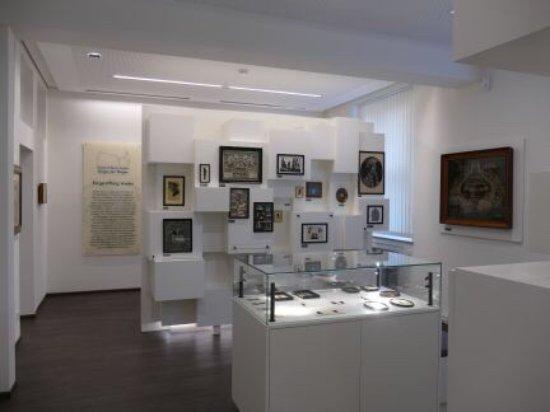 Vreden, เยอรมนี: Scherenschnittmuseum