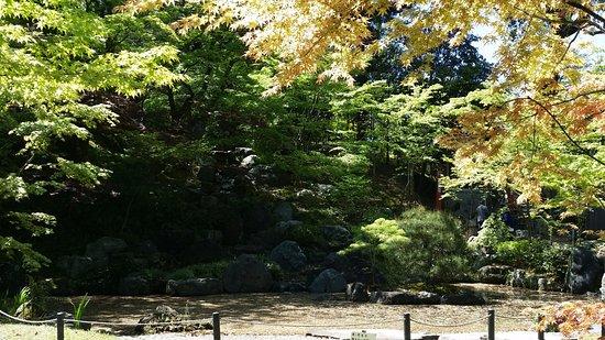 Nagaokakyo, Япония: 紅葉庭園