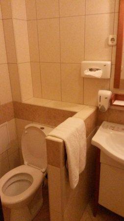 Zalaegerszeg, Hungría: Elkülönítve a wc