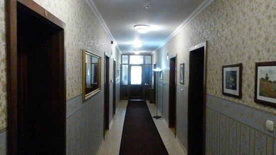 Zalaegerszeg, Hungría: A folyosó, ha este megtaláltad a kapcsolót
