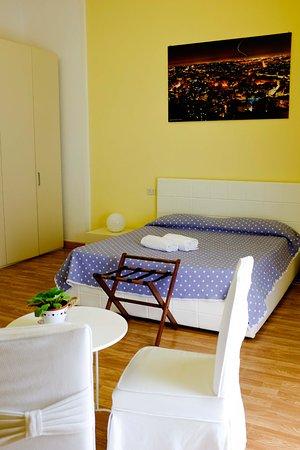 B&B Palazzo Ruffo di Bagnara: camera numero 10