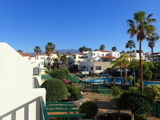 Las Adelfas : From Balcony