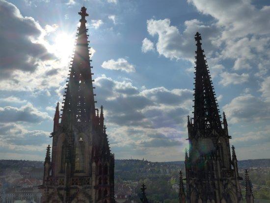 Veitsdom (Chram svatého Víta): St Vitus cathedral