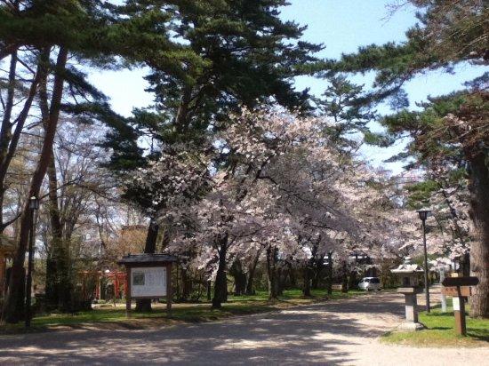 Akita, Japan: 【千秋公園】