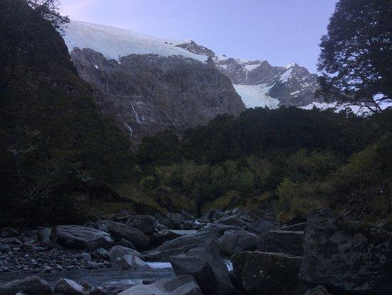 Wanaka, New Zealand: Rob Roy Glacier Track