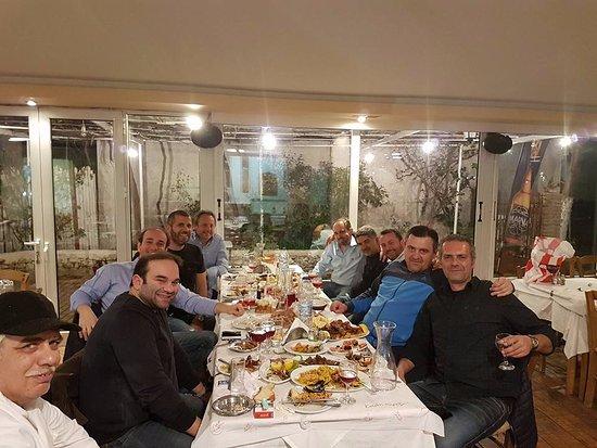 Vartholomio, Grecia: The best friends meeting
