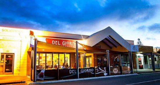 Cafe Del Giornos located at 80 Tasman Tce Port Lincoln, South Australia