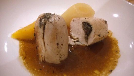 Loudeac, Fransa: Diner Room service
