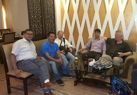 Kathmandu Grand Hotel: 20170410_132551_large.jpg