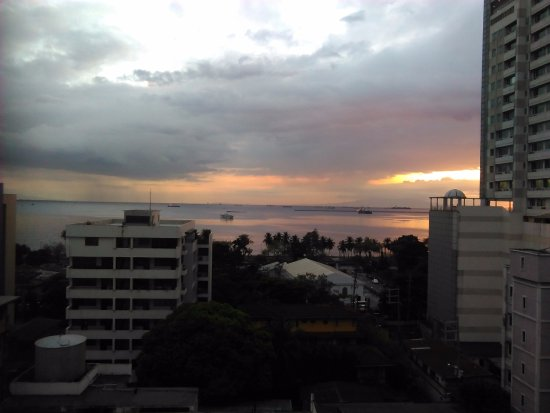 Red Planet Ermita: it is a view from 10-th floor
