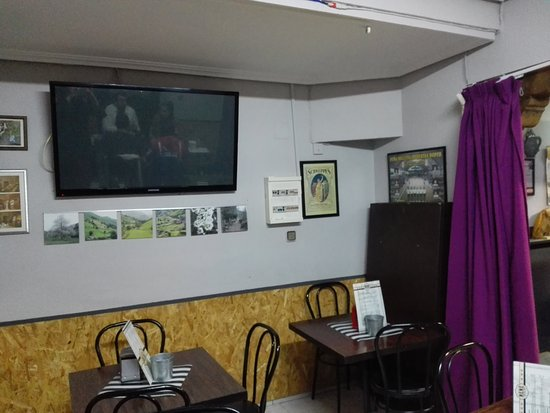 El Astillero, إسبانيا: Comedor