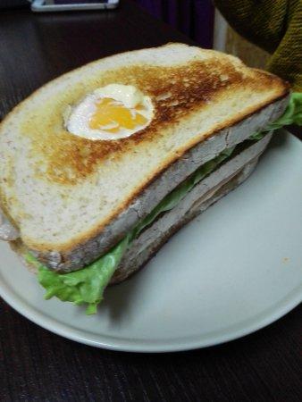 El Astillero, إسبانيا: Sandwich montañes